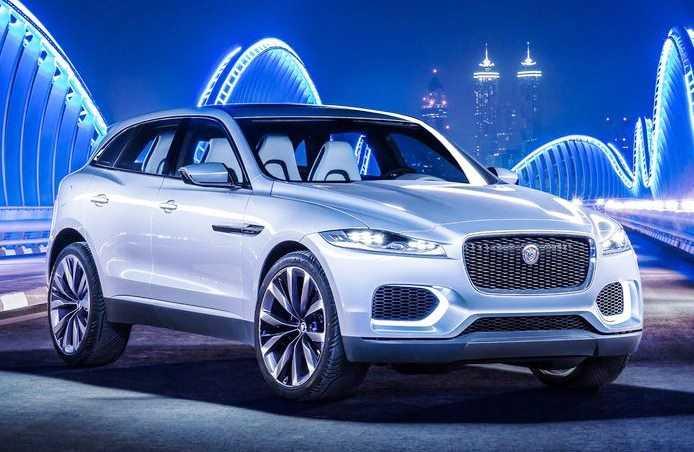 Jaguar Entering Family SUV Market with 2016 Jaguar F-Pace
