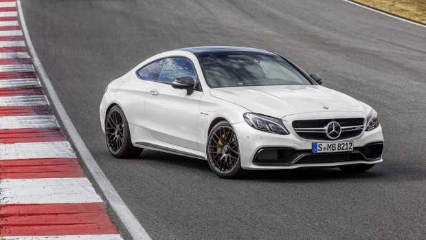 2017 Mercedes-Benz AMG C63 Coupe Unleashed Boasting 503hp