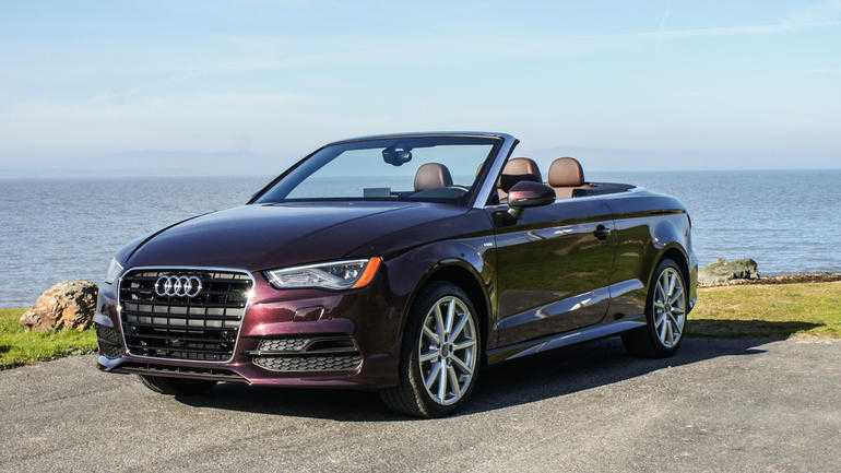 Audi A3 Cabrio is a Convertible with an Unbelievably Low Price Tag