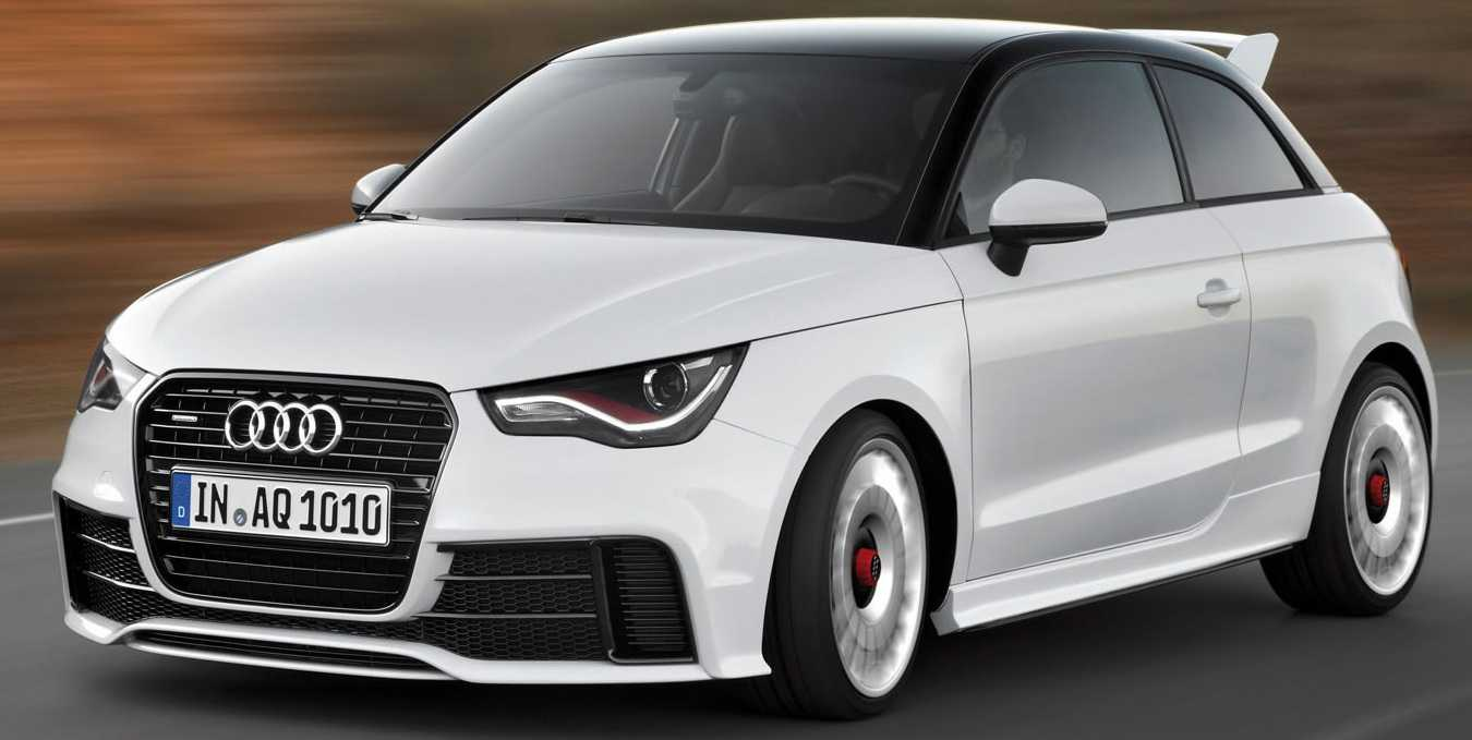 Audi RS1 and More New RS Variants Coming Soon