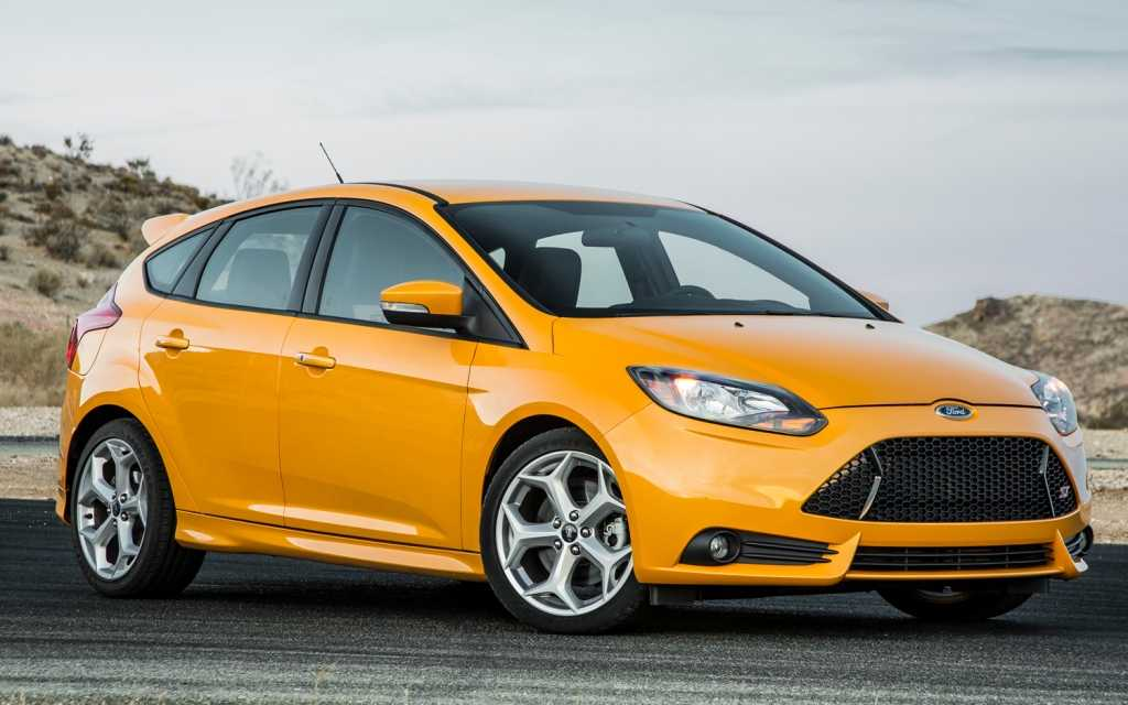 Performance Upgrade Kit Brings the Ford Focus ST to 275hp
