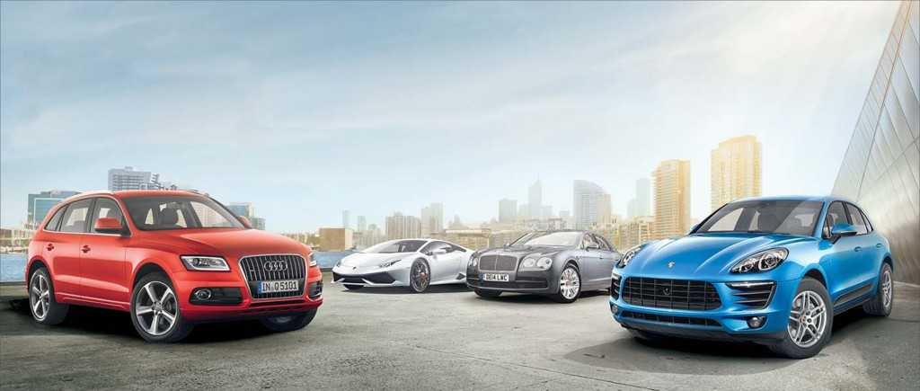 Audi, Bentley, Porsche and Lamborghini Set to Conquer the Philippines Market