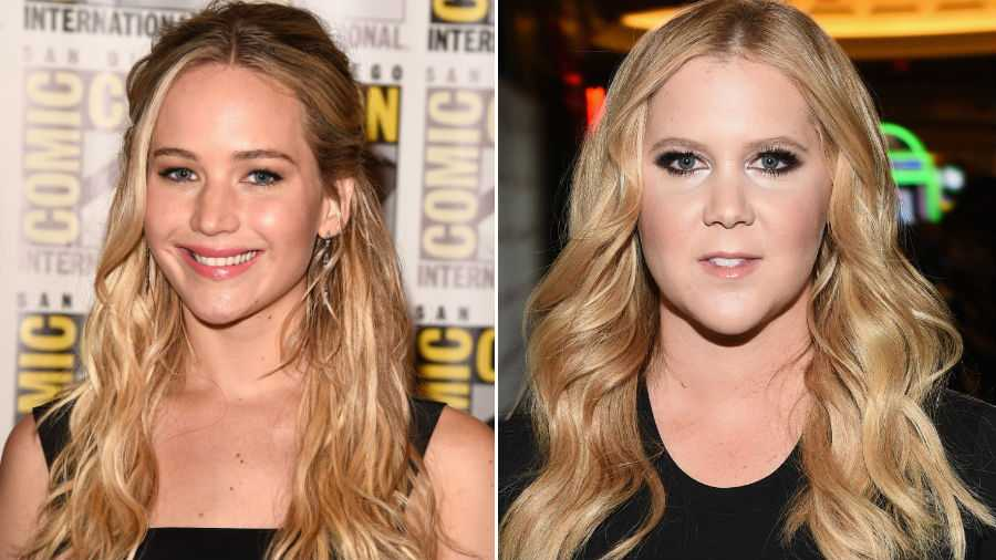 Jennifer Lawrence and Amy Schumer Amalgamate Their Writing Skills for a New Movie