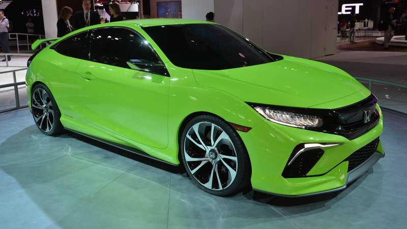 New Leaked 2016 Honda Civic Images Show Exterior Design Changes