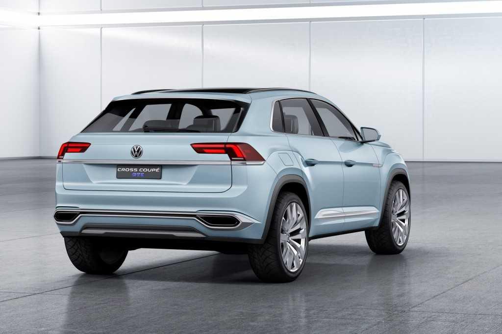 New Spy Video Reveals More of 2018 Volkswagen Tiguan Crossover