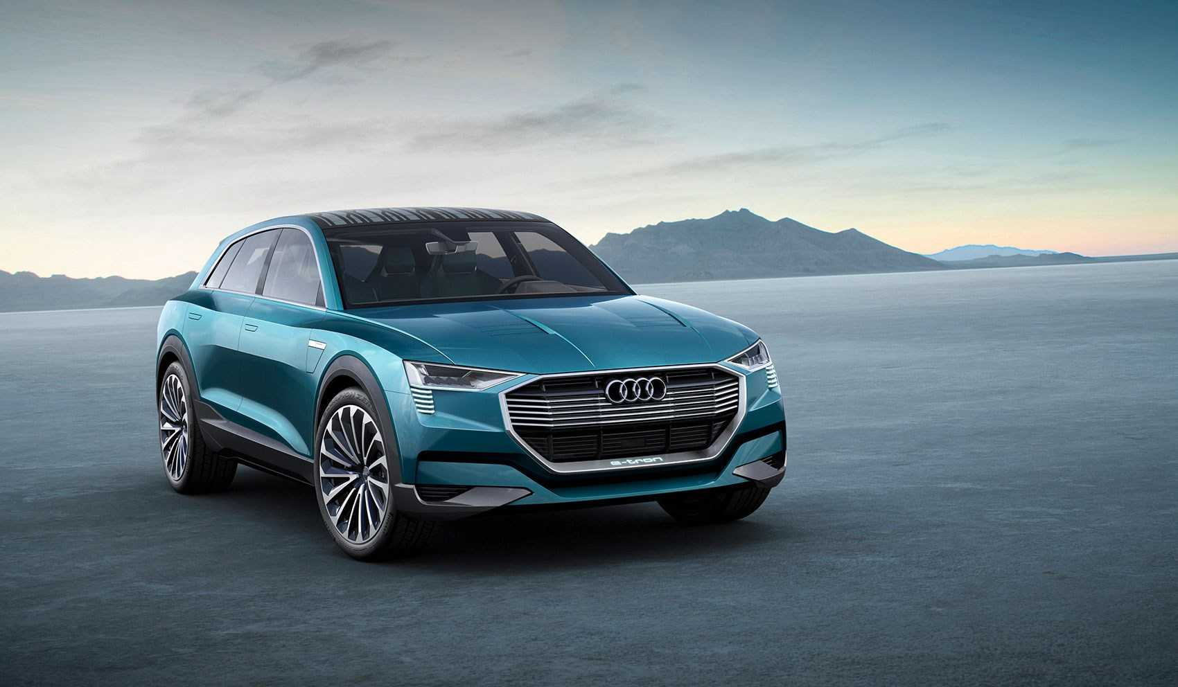 Audi E-Tron Quattro is Here, Should Tesla Be Worried?