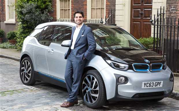 BMW i3 Owners Can Hack their Own Car for Extra Mileage
