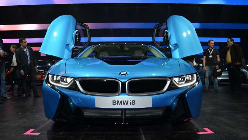 BMW-i8-eDrive Hybrid