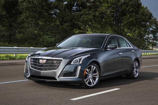 All-New Cadillac CTS 4 Bristles with Technological Superiority: Aims to Take on German Hegemony