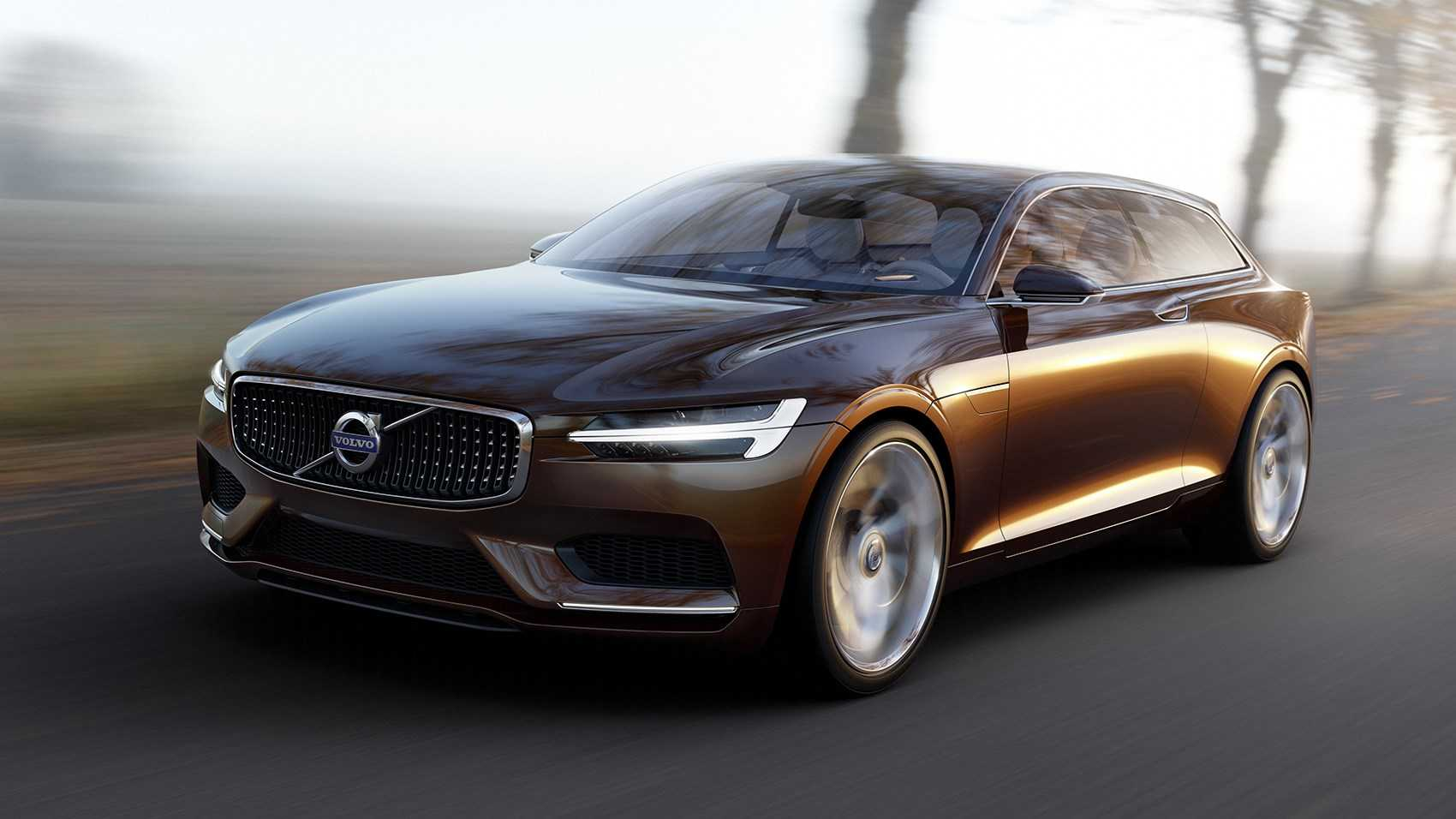 2016 Volvo S90 – Swedes Next Flagship Revealed in Scaled Down Model Car