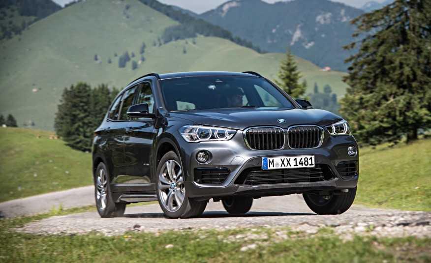 2015 BMW X1 xDrive 25i Front Wheel Drive is Innovative, but Bumpy