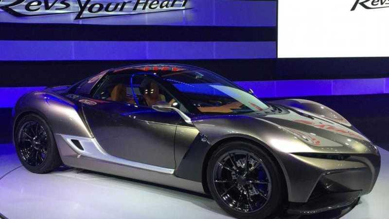 Yamaha Sports Car