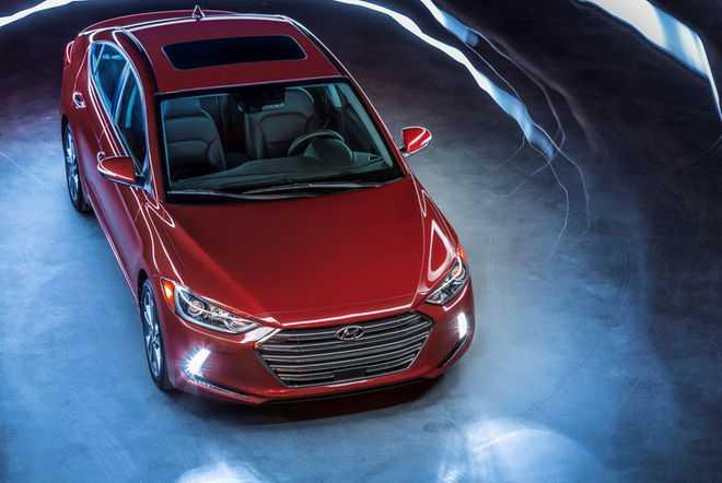 2017 Hyundai Elantra has its Eyes on the Future