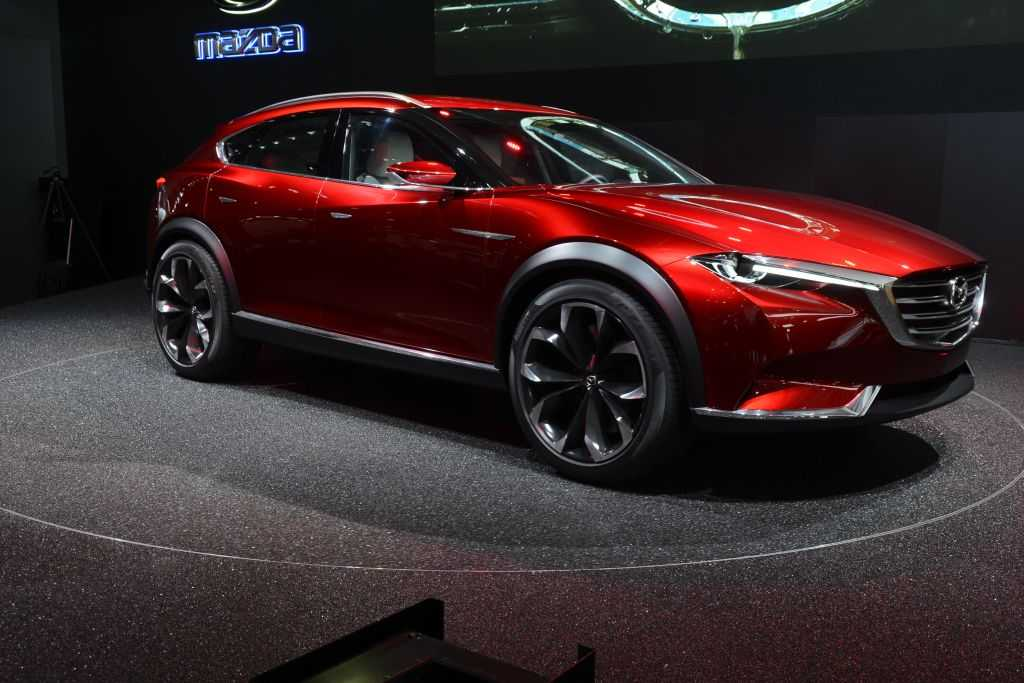 Teaser Image for Mazda CX-4 Released Ahead of 2016 Beijing Auto Show