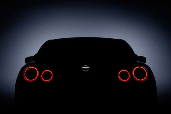 Next Gen Nissan GT-R Coming to New York Auto Show