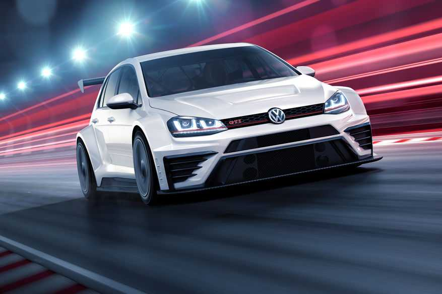 Volkswagen Brings GTI TCR with 330 HP to Satisfy Speed Lovers