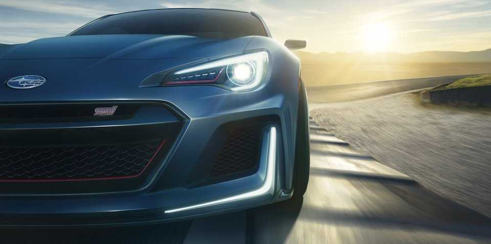 Subaru is Working on a Mid-Engined Sports Car Prototype