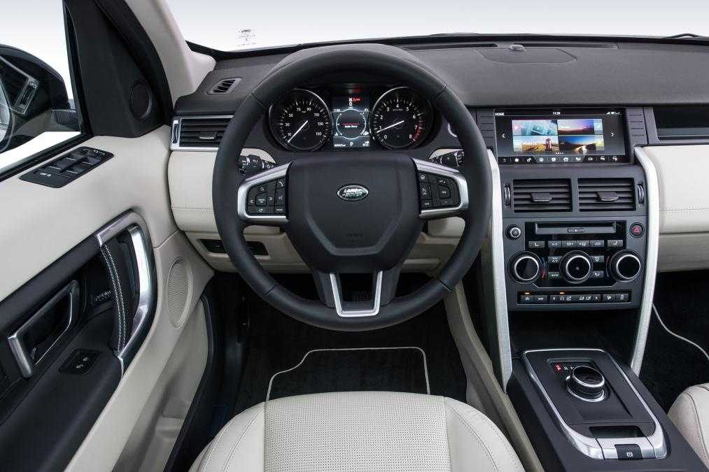 2017 Land Rover Discovery Sport Gets Refreshed with New Tech and Features