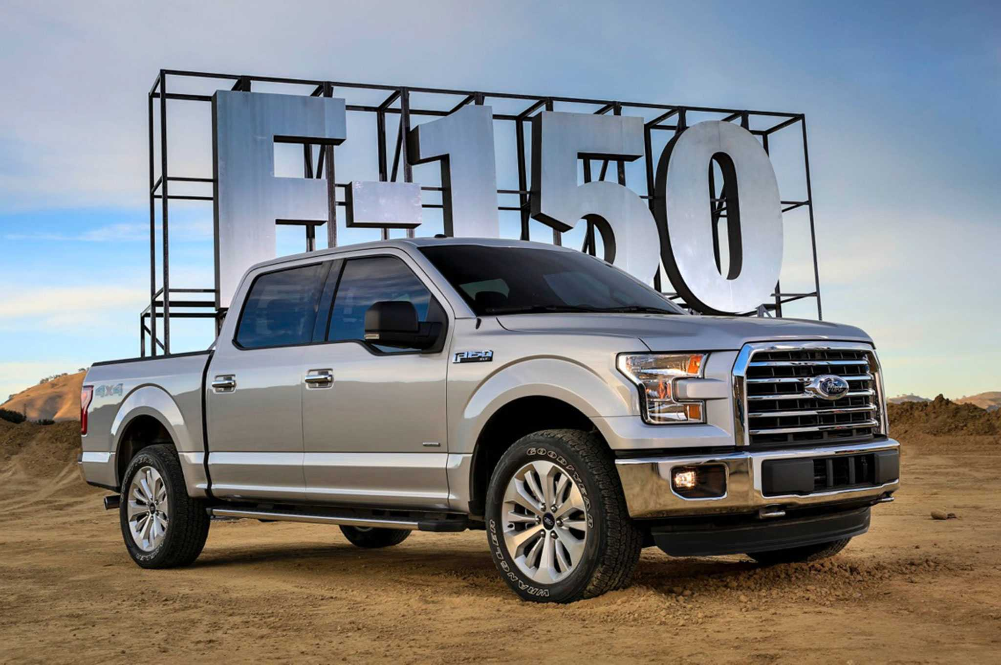 2017 Ford F-150 Introduces New 3.5 Liter EcoBoost Engine