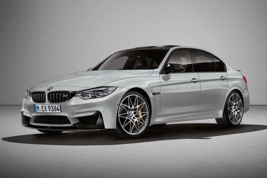 BMW M3 30 Jahre Launched To Commemorate Its 30th Year