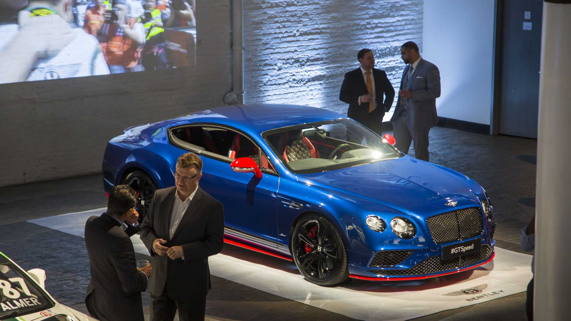 2017 Bentley Continental GT Speed Official Priced at $240, 300