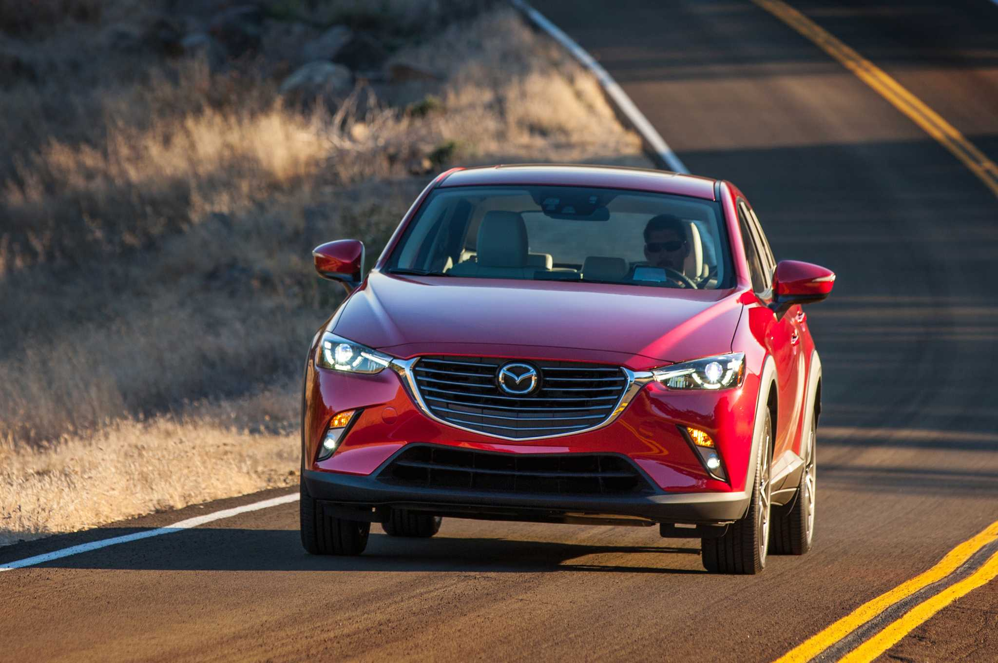 2017 Mazda CX-3 Gets Minor Updates, Priced at $20,860