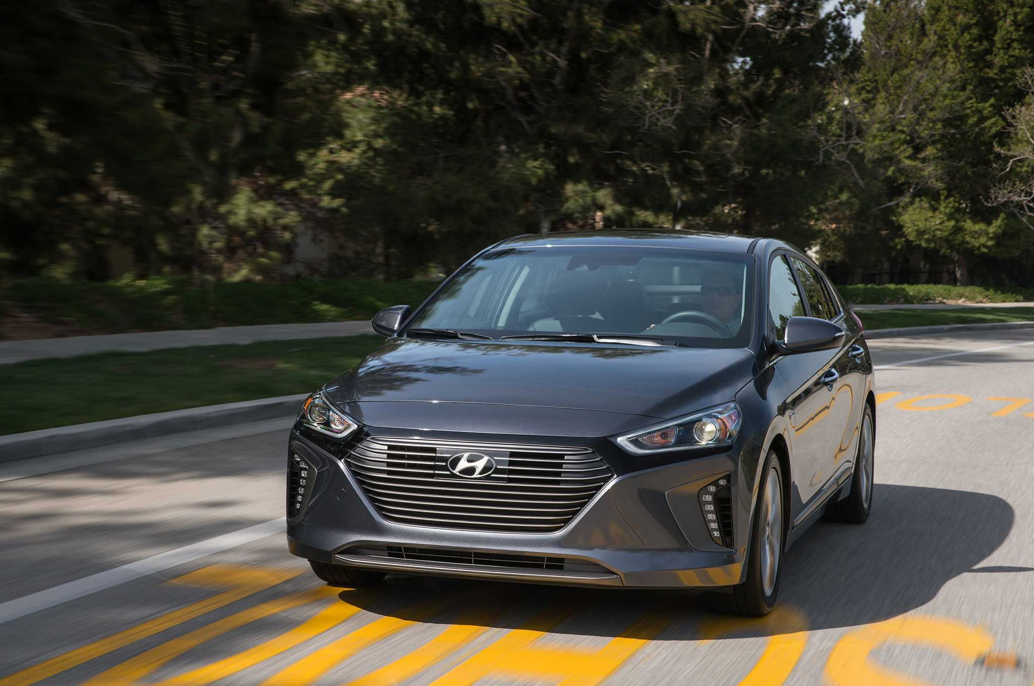 Hyundai Planning To Launch 200-Mile Electric Car In 2018