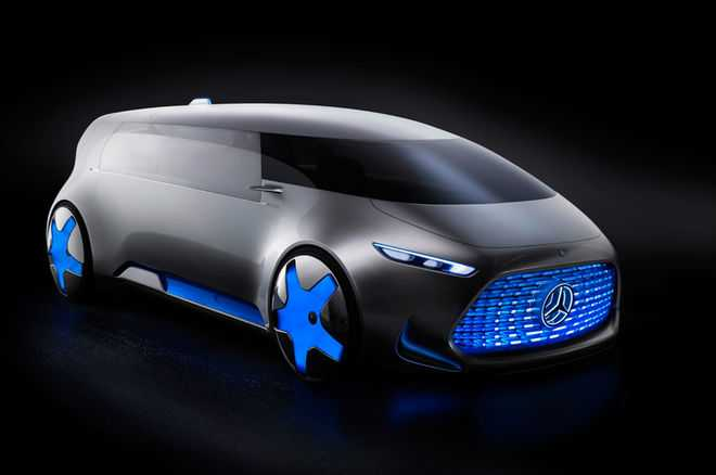 Mercedes Benz All-Electric SUV Will Be Launched at Paris Auto Expo