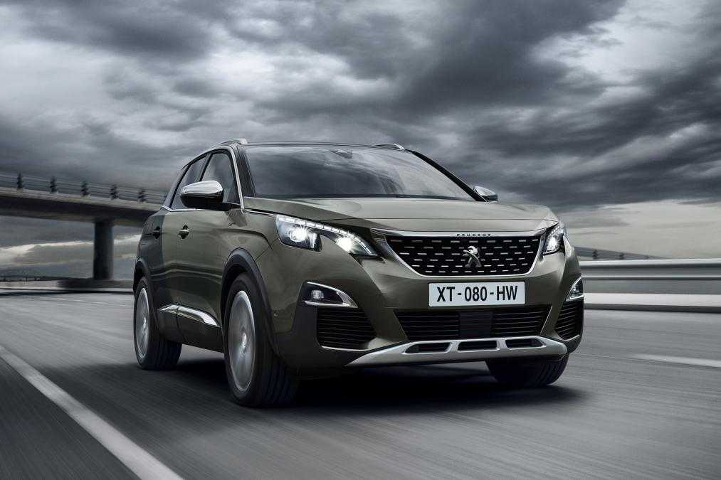 Peugeot 3008 GT Gets Sporty Look and Altered Front Fascia