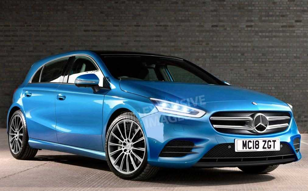 Next Gen Mercedes A-Class On A Brand New Platform Heading For 2018 Launch