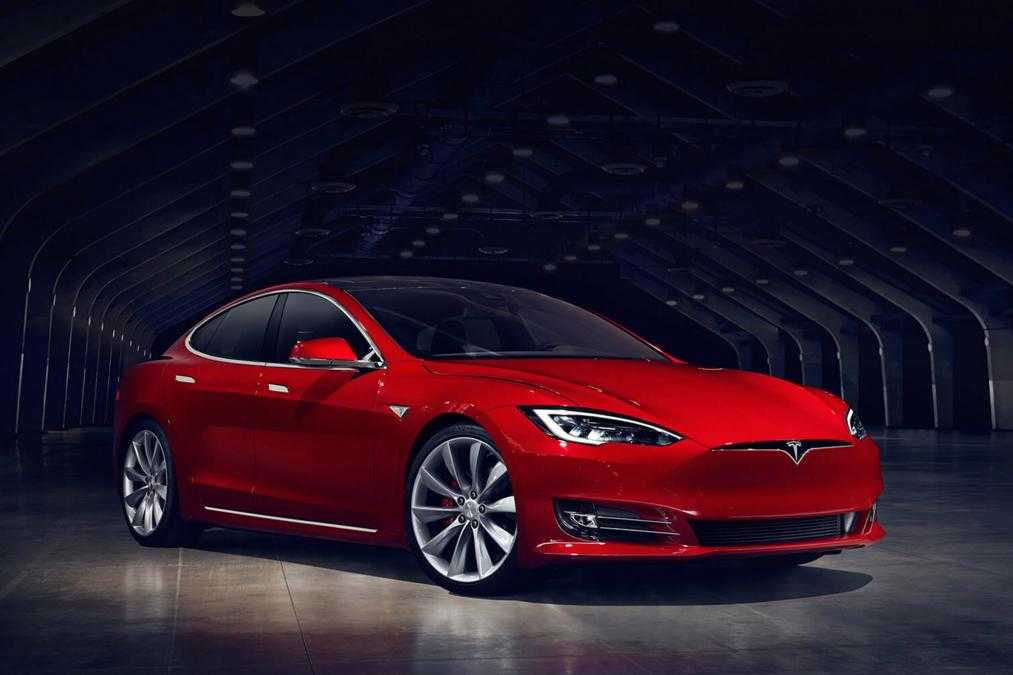 Tesla Model S Range Expands With New P100D