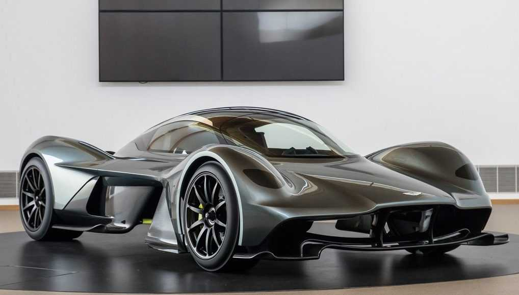 Aston Martin Is Building The AM-RB 001 Hypercar To Beat F1 Race Cars