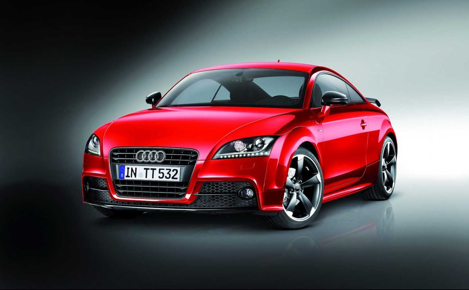 Audi Brings to Light its New TT-S Line Competition Which Comes With a Sport Package
