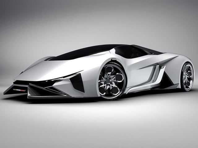 Lamborghini is Working on its Own Electric Hypercar