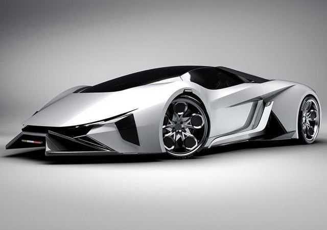 Lamborghini Working on its Own Hypercar