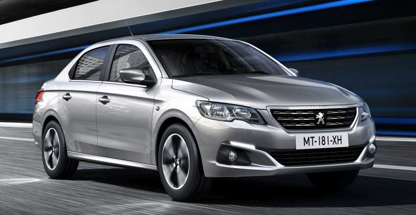 Peugeot Unveils 301 Facelifted Edition with New Features
