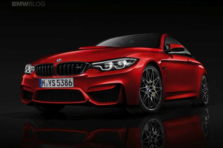 2017 BMW M4 Coupe and Convertible Facelifted Edition Revealed