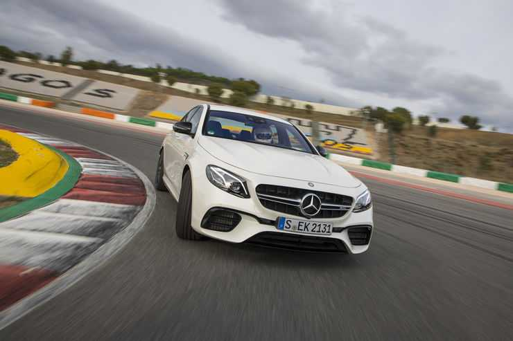 2018 Mercedes AMG E 63 Pricing and Custom Specs Announced