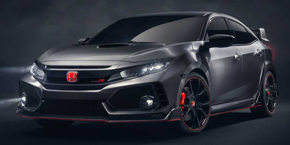 Honda's Most Popular Car is Making its Production Variant Debut at Geneva Show
