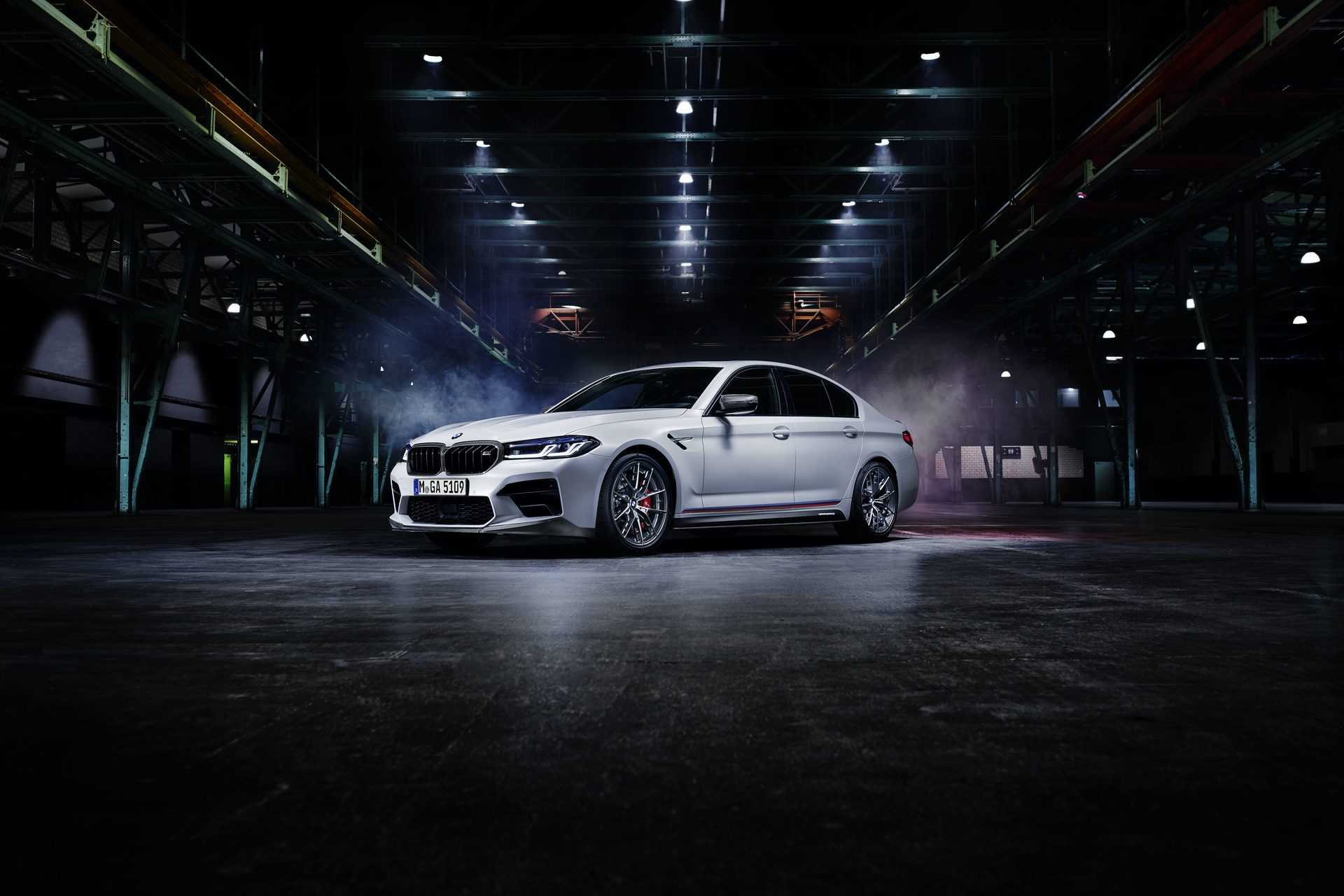2020 BMW M5 Can Now be Upgraded with M Performance Parts