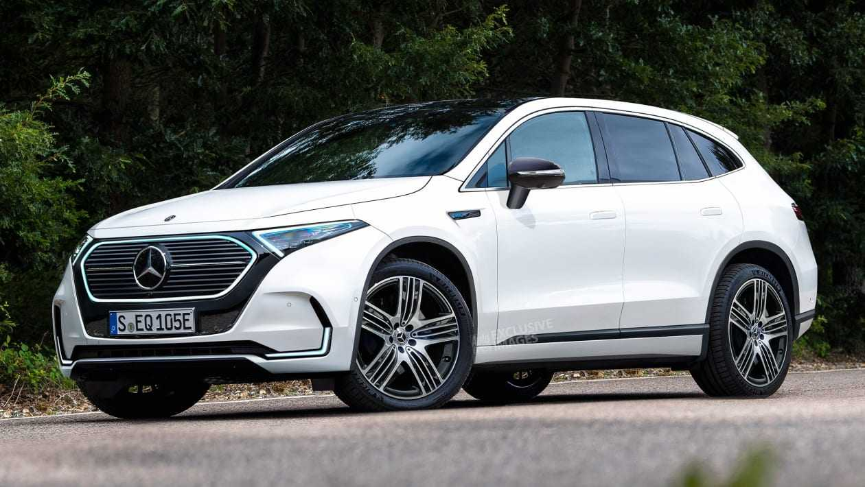 2022 Mercedes EQE SUV is Set to Impress with 430 Miles Range
