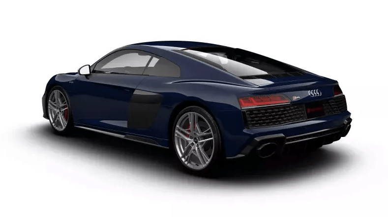 2020 Audi R8 V10 Quattro Limited Edition is Officially Revealed