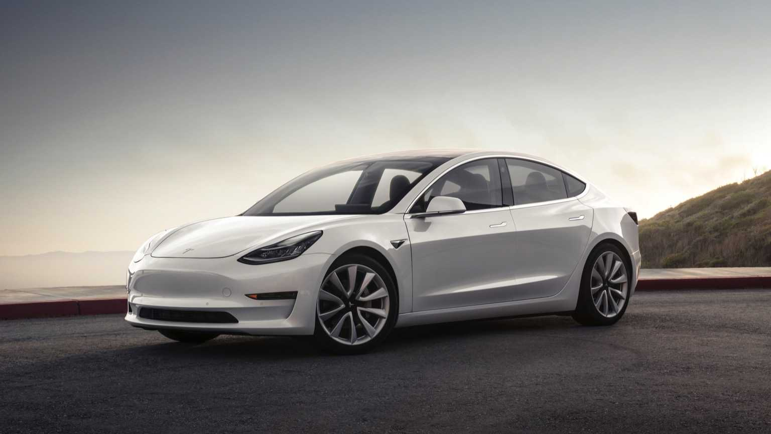 Tesla 2021 Model 3 Hatchback is in the Making to Beat Volkswagen ID 3
