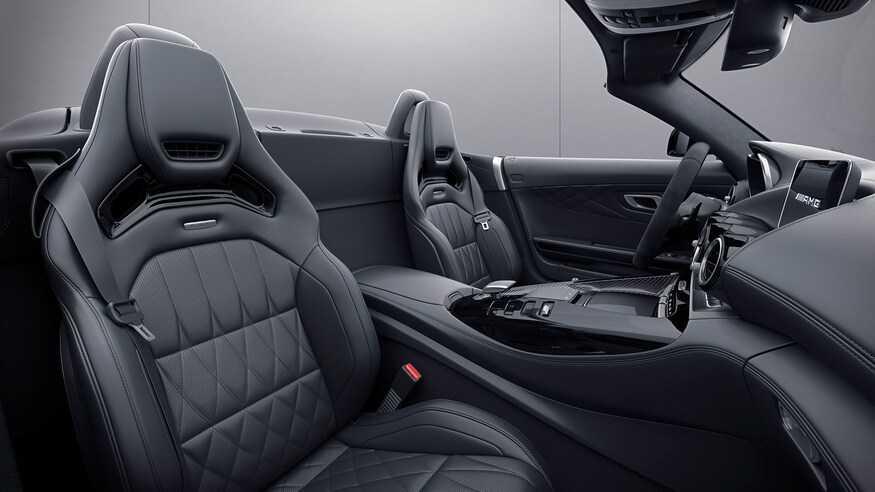 2021 Mercedes AMG GT