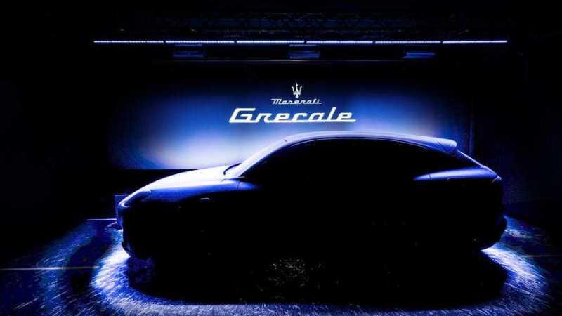 2021 Maserati SUV