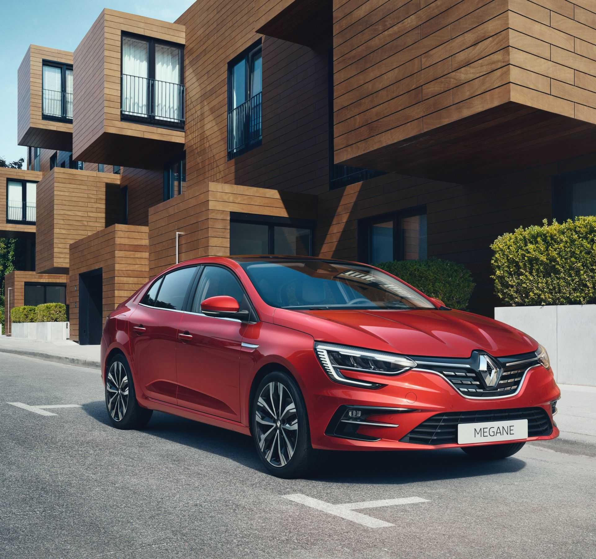 2021 Renault Megane Sedan Facelift Edition, Tech and Features to Know