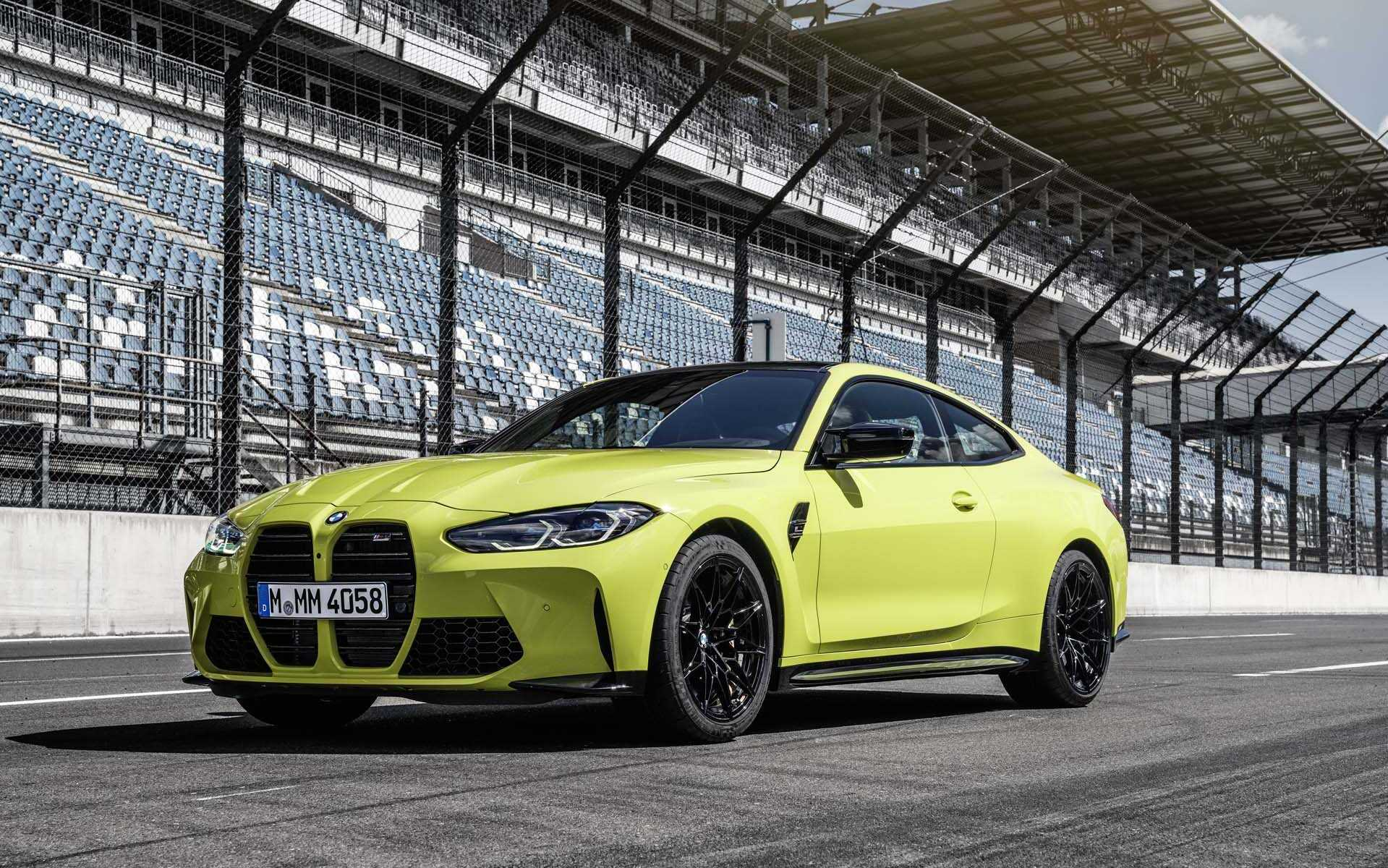 2021 BMW M4 Convertible