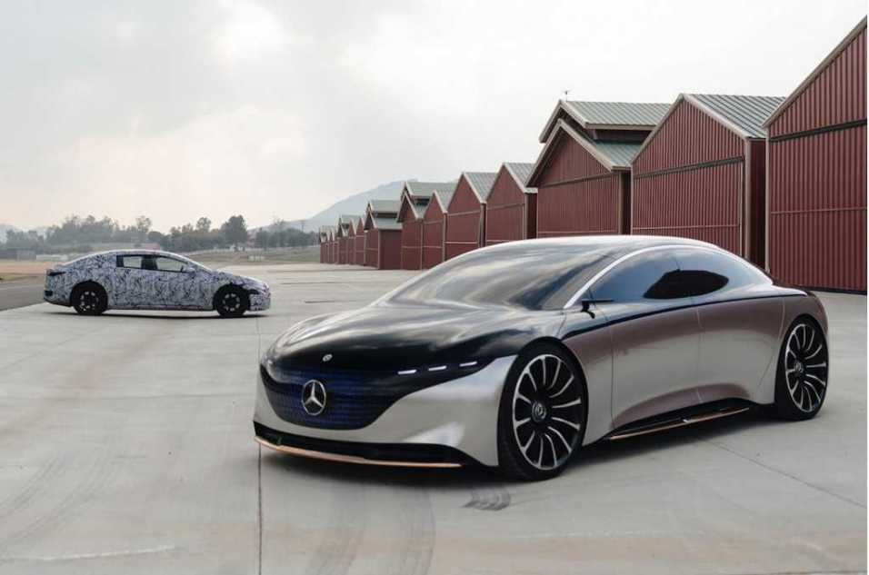2023 Mercedes Benz EQ SUV