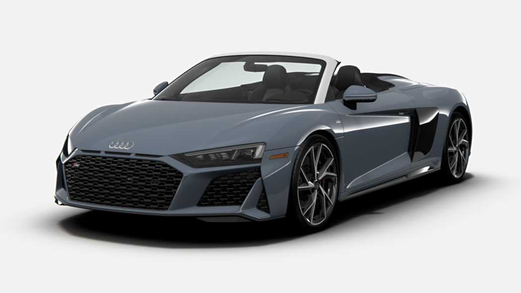 2021 Audi R8 is Probably the Most Affordable, Lightweight Vehicle