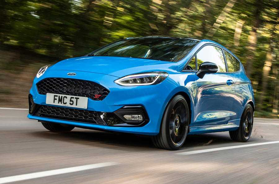 2021 Ford Fiesta ST Edition is Utterly Stylish like Never Before